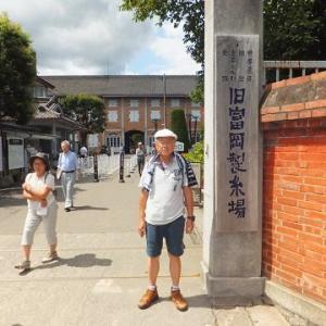2017年の旅、9月9日は長野県に入り道の駅「みまき」で迎えています。