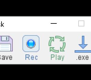 簡単に自動化で超効率化!無料で軽量、マウスとキーボード操作を記憶してくれるTinyTask