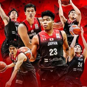 【W杯バスケ】男子日本代表の最終メンバーが決定!