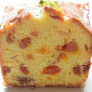 夏にうれしい爽やかな焼き菓子 アプリコットとオレンジのケーキ