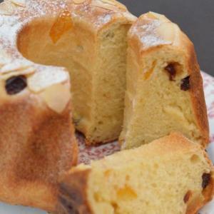 お正月休みに 少し贅沢な発酵菓子 アルザス風クグロフ