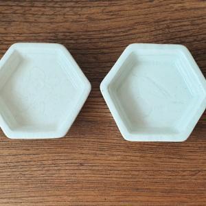 新しい豆皿