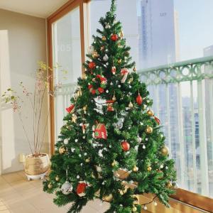 クリスマスの準備 2020① ツリーを飾る