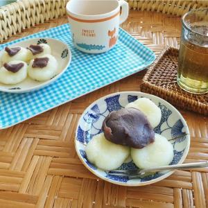 芋もち団子とシティボーイ