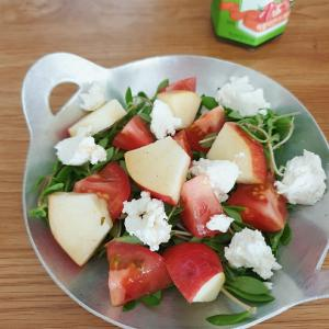 牛乳から作るリコッタチーズ