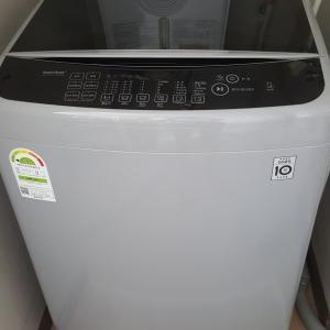 韓国の洗濯事情 ~その2 洗濯機~