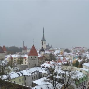 【一日一枚写真】雪の都【一眼レフ】