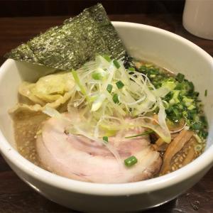 「麺の房たけ田」しおラーメン