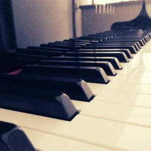 【一日一枚写真】鍵盤【スマホ】