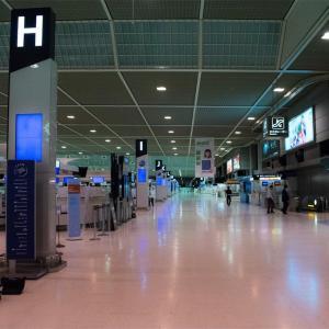 【一日一枚写真】ターミナルの就寝時間【一眼レフ】
