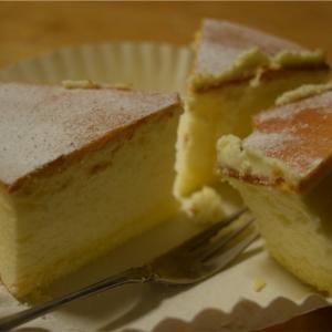 【一日一枚写真】チーズケーキ【一眼レフ】