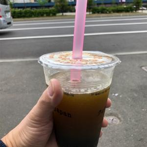 「クィクリー石狩街道店」紅茶メロン味