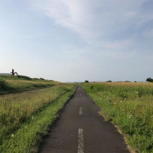 【一日一枚写真】道は続く【スマホ】