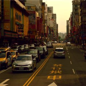 【一日一枚写真】台中市の朝【一眼レフ】