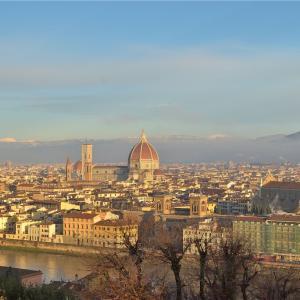 【一日一枚写真】フィレンツェの朝【一眼レフ】