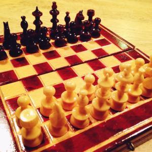 【一日一枚写真】チェス【スマホ】