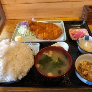 「牛太郎」チキンカツ定食