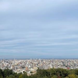 旭山記念公園へ…