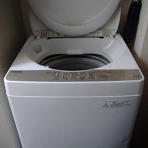 洗濯機を掃除①埃とりの網
