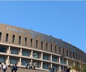 【ライブ】ツアー初日で福岡へ!(11/9〜10)@福岡ヤフオクドーム