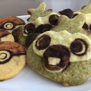 サルノリのクッキー【ポケモン】