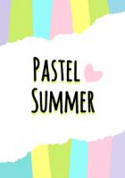 PastelSummer#cool#pop[LINE着せかえ]