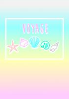 VOYAGE -summer pastel gradation -[LINE着せかえ]