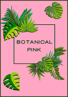 BOTANICAL PINK[LINE着せかえ]