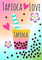 Tapioca♥Love かわいいタピオカドリンクいっぱいの着せ替え♪[LINE着せかえ]