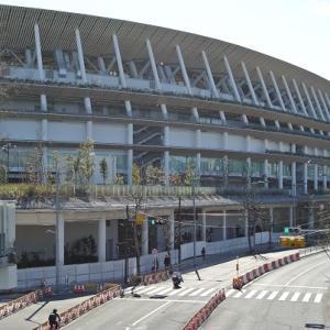 【地図好きの方へ】国立競技場は区境(渋谷川跡)に建っているというお話