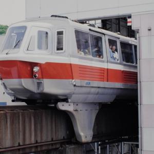【昔の写真から…】小田急電鉄デハ500形跨座式電動客車
