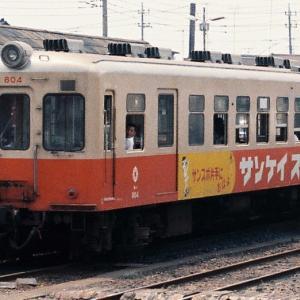 関東鉄道キハ800