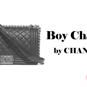 シャネル・ボーイシャネルの定価・サイズ・使い勝手まとめ【Boy Chanel】