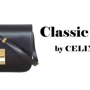 セリーヌ・クラシックボックスの定価・サイズ・使い勝手まとめ【Classic Box】