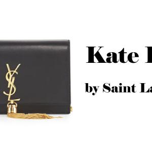 サンローラン・ケイトチェーンバッグの定価・サイズ・使い勝手まとめ【Kate】