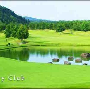 今月はゴルフツアーかな?