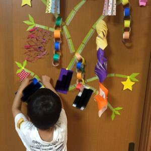 【3歳児でも作れる】ポピー7月号、七夕飾りを作ろう!【笹がなくても大丈夫!】