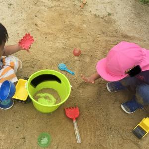 【1歳3歳育児】公園に4時間いる子がしていること【夏休み15日目】