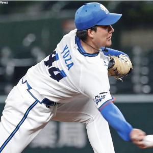 川越逆転プロ1号2ランで与座プロ初勝利!