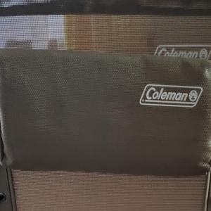 コールマンのインフィニティチェアは噂に違わない心地よさだった