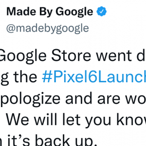 Pixel 6 予約しました!