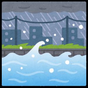 雨降りすぎ!2年前の豪雨に似てる…?