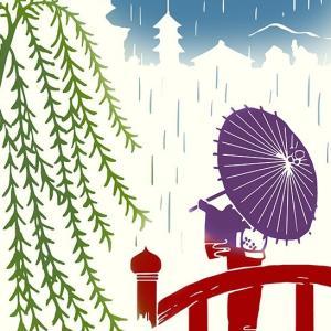 【梅雨を彩る】手ぬぐい飾り「6月編」おすすめ3選
