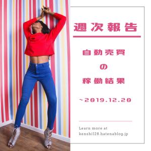 【週報】49,000円/月の不労所得発生中(2019.12.20現在)