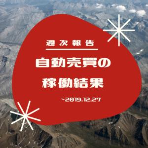 【週報】48,854円/月の不労所得発生中(2019.12.27現在)