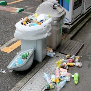 【誤解させるサイン】ゴミ箱が満杯のとき、どうする?