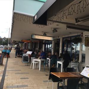 ニュージーランドのカフェ情報。オークランド/ミッションベイ