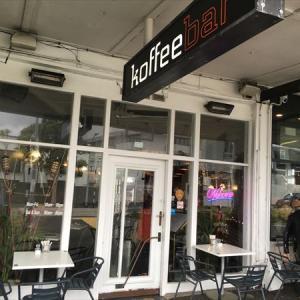 ニュージーランドのカフェ情報。オークランド/グレイリン