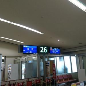 【JGC修行】6日目