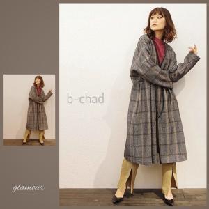 b-chad さらっと羽織れるコートが欲しくなる11月に突入しました